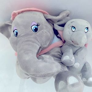 NEW Disney Dumbo + Mamma!